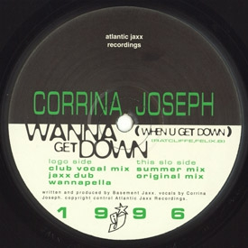 Corrina Joseph - Wanna Get Down