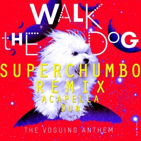Geranimo & Mikey / Superchumbo Remixes - Walk The Dog