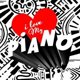 Rhonda & Chaemini - I Love My Piano