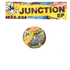 Basement Jaxx - Junction EP
